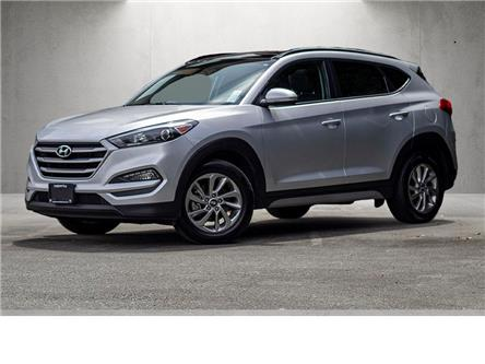 2018 Hyundai Tucson Base 2.0L (Stk: HA6-4221A) in Chilliwack - Image 1 of 18