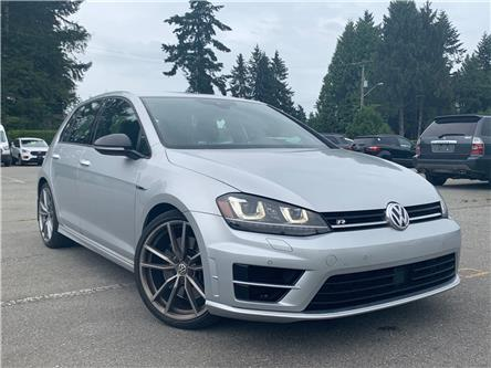 2017 Volkswagen Golf R 2.0 TSI (Stk: P8335) in Vancouver - Image 1 of 11