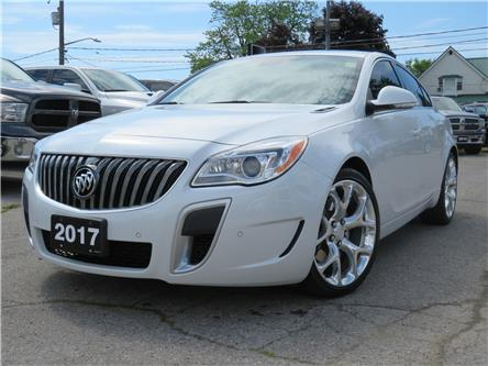 2017 Buick Regal GS (Stk: 95075) in St. Thomas - Image 1 of 17
