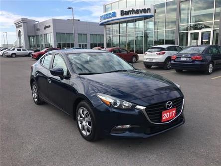 2017 Mazda Mazda3 GX (Stk: 2629A) in Ottawa - Image 1 of 20