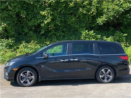 2018 Honda Odyssey EX-L (Stk: K0285A) in London - Image 1 of 16