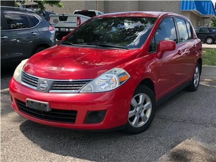 2009 Nissan Versa 1.8 SL | NO ACCIDENTS!! (Stk: P0633A) in Mississauga - Image 1 of 16