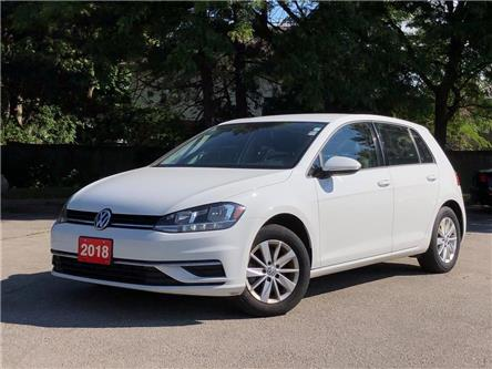 2018 Volkswagen Golf Trendline |AUTOMATIC |BACKUP CAM |BLUETOOTH (Stk: 5662) in Stoney Creek - Image 1 of 18
