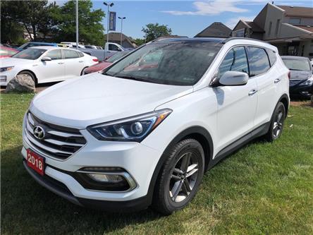 2018 Hyundai Santa Fe Sport Luxury | LEATHER PANO ROOF |AWD (Stk: 5670) in Stoney Creek - Image 1 of 18