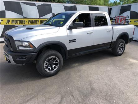 2016 RAM 1500 Rebel (Stk: 49427) in Burlington - Image 1 of 24