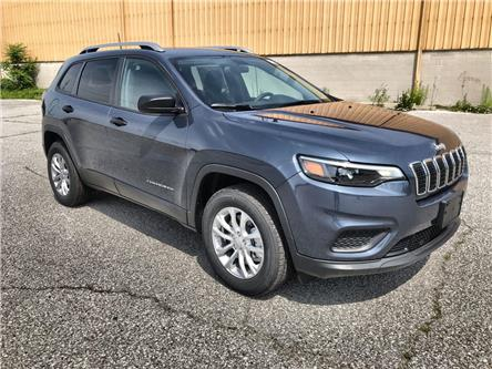 2020 Jeep Cherokee Sport (Stk: 2289) in Windsor - Image 1 of 12