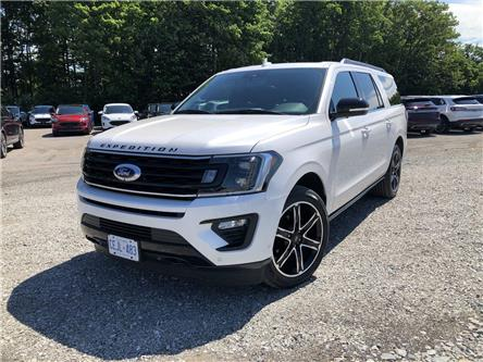 2019 Ford Expedition Max Limited (Stk: EP191423) in Barrie - Image 1 of 21