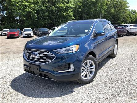 2020 Ford Edge SEL (Stk: ED20546) in Barrie - Image 1 of 17