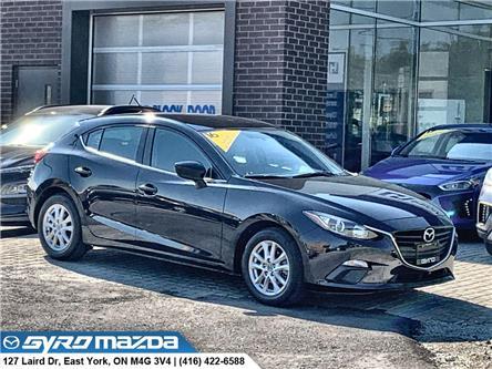 2016 Mazda Mazda3 Sport GS (Stk: 29705) in East York - Image 1 of 28