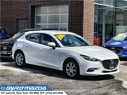 2017 Mazda Mazda3 Sport GX (Stk: 29721) in East York - Image 1 of 28