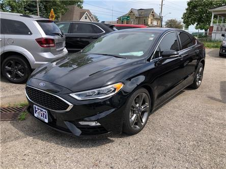2017 Ford Fusion V6 Sport (Stk: 08079) in Belmont - Image 1 of 20