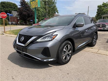 2019 Nissan Murano SV (Stk: 49995) in Belmont - Image 1 of 22