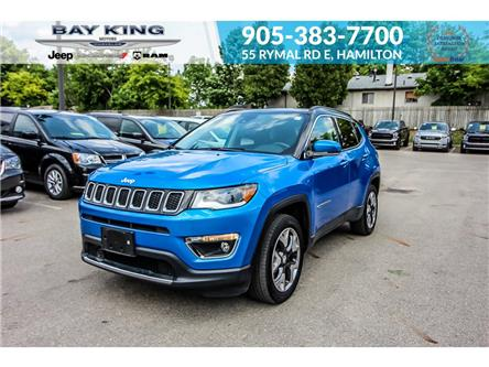2018 Jeep Compass Limited (Stk: 7043R) in Hamilton - Image 1 of 23