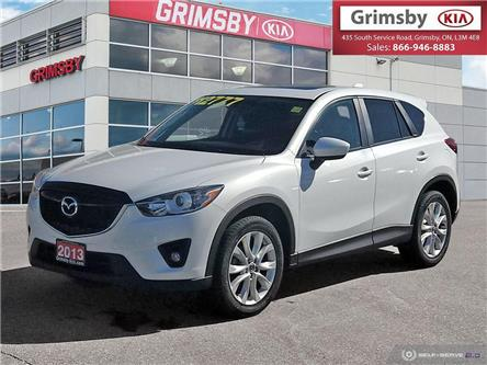 2013 Mazda CX-5 GT (Stk: N3807A) in Grimsby - Image 1 of 24
