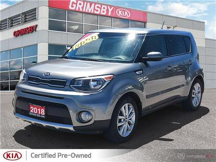 2018 Kia Soul  (Stk: U1797) in Grimsby - Image 1 of 25