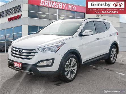 2016 Hyundai Santa Fe Sport Limited (Stk: N3621A) in Grimsby - Image 1 of 25