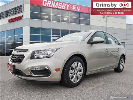 2016 Chevrolet Cruze Limited 1LT (Stk: U1716A) in Grimsby - Image 1 of 25