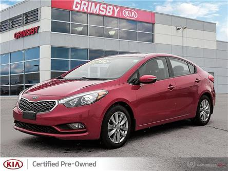 2014 Kia Forte  (Stk: D3763A) in Grimsby - Image 1 of 25
