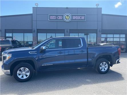 2019 GMC Sierra 1500 SLE (Stk: 3922) in Thunder Bay - Image 1 of 15