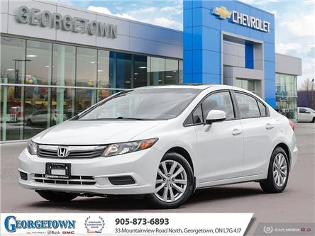 2012 Honda Civic EX-L (Stk: 31905) in Georgetown - Image 1 of 30