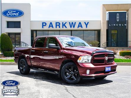 2018 RAM 1500 ST (Stk: P0837A) in Waterloo - Image 1 of 24