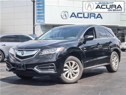 2017 Acura RDX Tech (Stk: 4256) in Burlington - Image 1 of 3