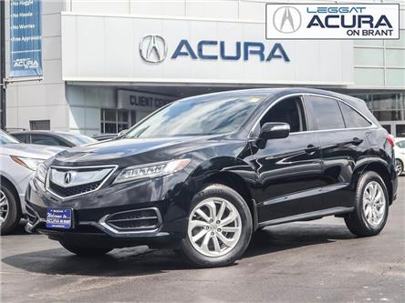 2017 Acura RDX Tech (Stk: 4267) in Burlington - Image 1 of 28