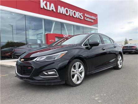 2016 Chevrolet Cruze Premier Auto (Stk: 20671A) in Gatineau - Image 1 of 15