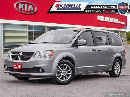 2018 Dodge Grand Caravan CVP/SXT (Stk: KUR2354) in Kanata - Image 1 of 27
