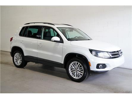 2016 Volkswagen Tiguan  (Stk: #550949) in Vaughan - Image 1 of 27