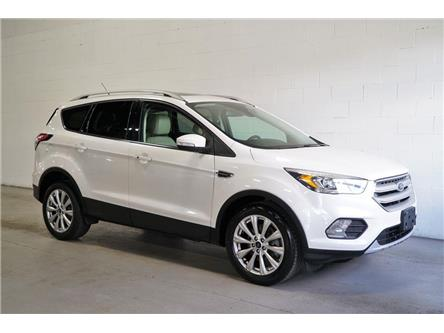 2017 Ford Escape Titanium (Stk: D00157) in Vaughan - Image 1 of 30