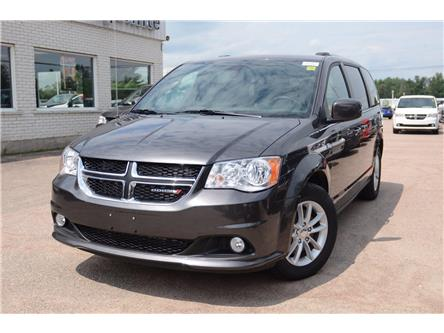 2019 Dodge Grand Caravan CVP/SXT (Stk: 19544) in Pembroke - Image 1 of 25