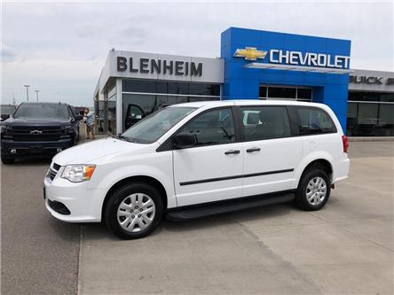 2014 Dodge Grand Caravan SE/SXT (Stk: 0B038A) in Blenheim - Image 1 of 16