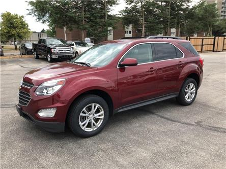 2017 Chevrolet Equinox LT (Stk: K079A) in Chatham - Image 1 of 2