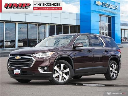 2018 Chevrolet Traverse 3LT (Stk: 79248) in Exeter - Image 1 of 27