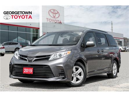 2019 Toyota Sienna LE 8-Passenger (Stk: 19-05401GR) in Georgetown - Image 1 of 18