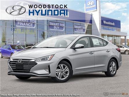 2020 Hyundai Elantra Preferred (Stk: EA20058) in Woodstock - Image 1 of 23