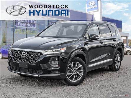 2020 Hyundai Santa Fe Preferred 2.4 (Stk: HD20003) in Woodstock - Image 1 of 27