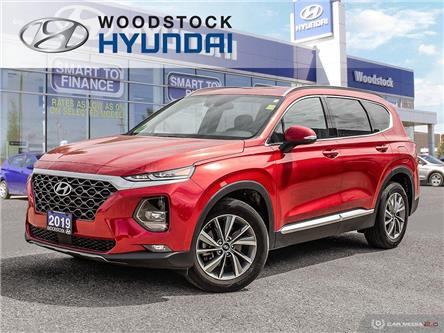 2019 Hyundai Santa Fe Preferred 2.0 (Stk: SA20006A) in Woodstock - Image 1 of 27
