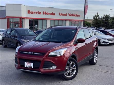 2016 Ford Escape SE (Stk: U16361) in Barrie - Image 1 of 24