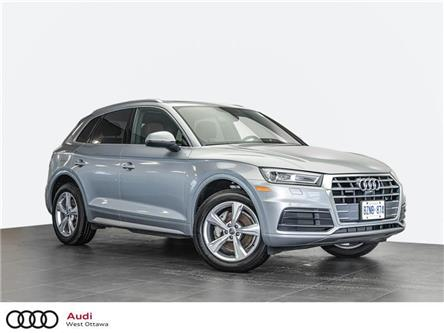 2019 Audi Q5 45 Progressiv (Stk: 91586) in Nepean - Image 1 of 21
