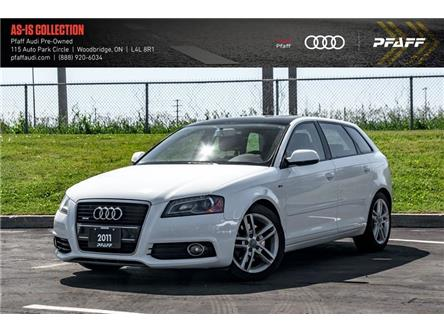 2011 Audi A3 2.0T (Stk: C7433A) in Woodbridge - Image 1 of 19