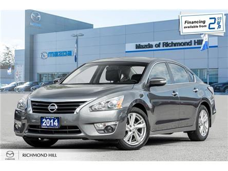 2014 Nissan Altima 2.5 SL (Stk: 20-282A) in Richmond Hill - Image 1 of 20