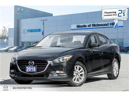 2018 Mazda Mazda3 GS (Stk: 20-318A) in Richmond Hill - Image 1 of 20