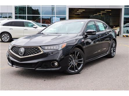 2020 Acura TLX Tech A-Spec (Stk: 19217) in Ottawa - Image 1 of 30