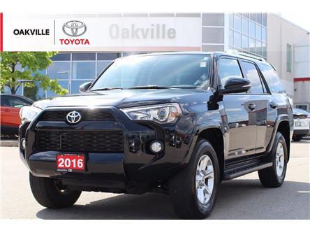 2016 Toyota 4Runner SR5 (Stk: LP3758) in Oakville - Image 1 of 21