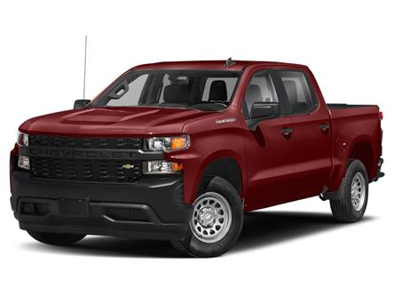 2020 Chevrolet Silverado 1500 Silverado Custom Trail Boss (Stk: LZ283614) in Markham - Image 1 of 9