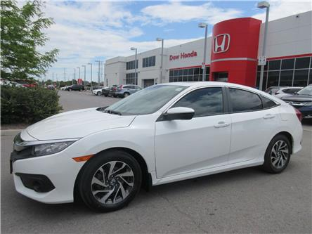 2017 Honda Civic EX (Stk: VA3853) in Ottawa - Image 1 of 17