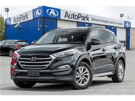 2017 Hyundai Tucson Base (Stk: 17-01836MB) in Georgetown - Image 1 of 19