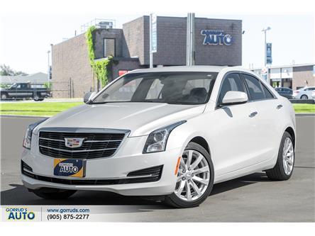 2017 Cadillac ATS 2.0L Turbo (Stk: 176550) in Milton - Image 1 of 20